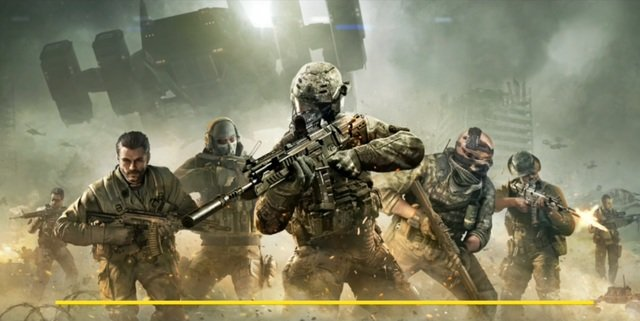 Call of Duty Legends of War APK and OBB Data