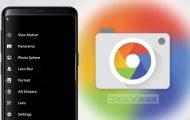 Google Camera on Galaxy S9