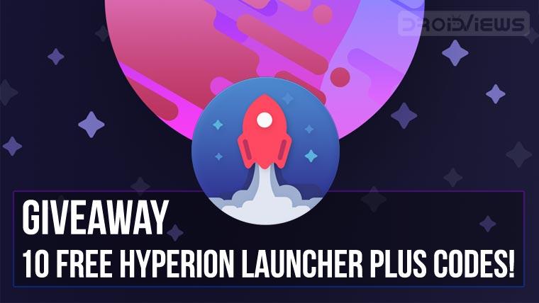 Hyperion Launcher Plus Codes