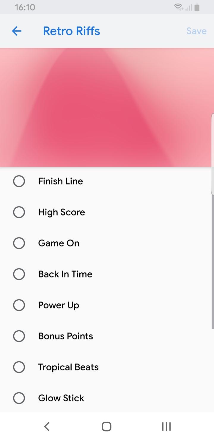 Install Google Sounds 2 Retro Riffs