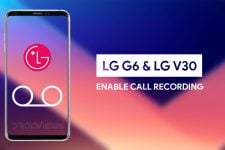 Call Recording on LG G6