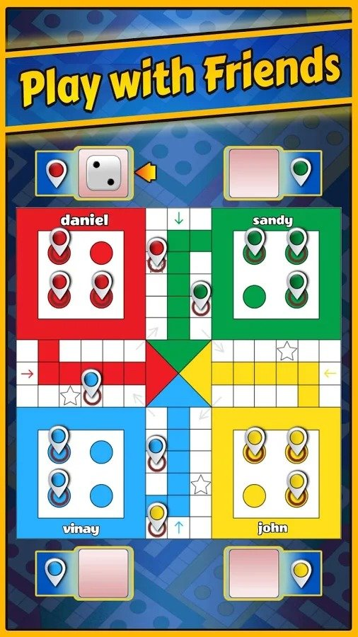 Ludo King: multiplayer game