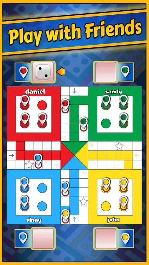 Ludo King: multiplayer game