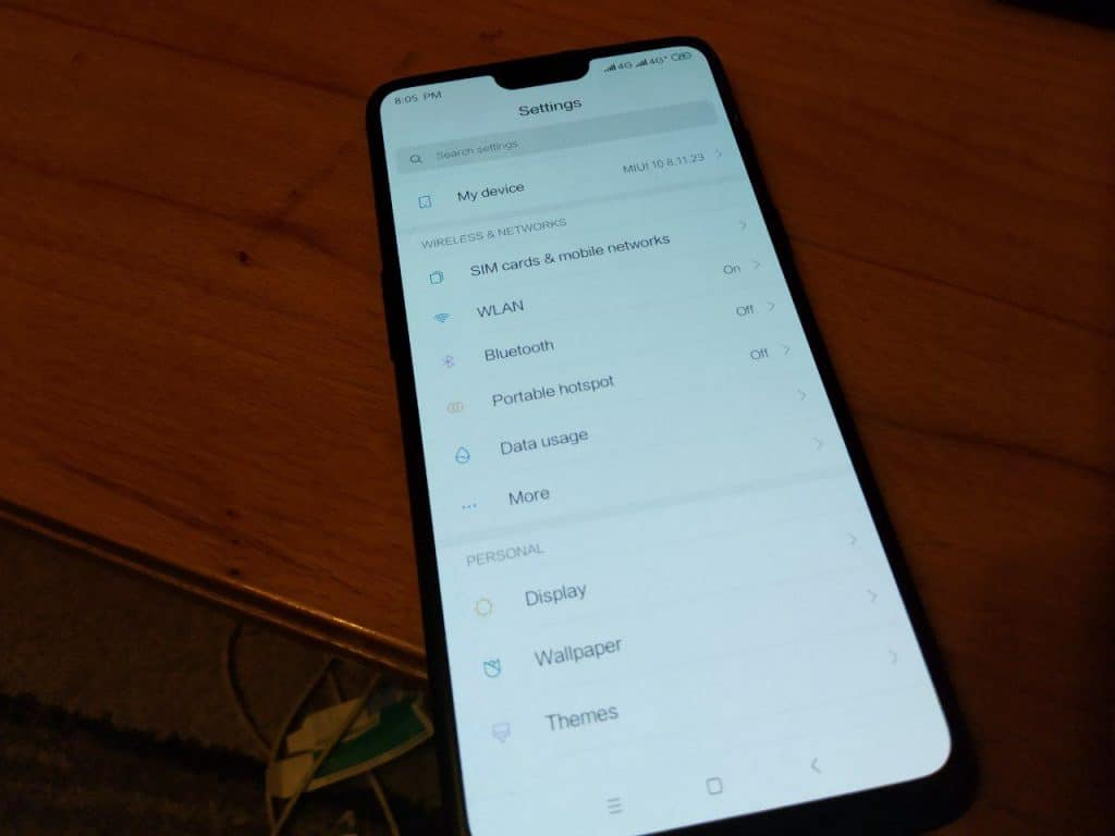 Install MIUI 10 Based On Android Pie On OnePlus 6