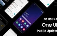 One UI Android Pie Update Samsung Galaxy S9 S9 Plus
