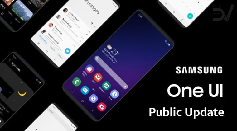 Install Android 9 0 Pie Update on Galaxy S9 / S9 Plus (One