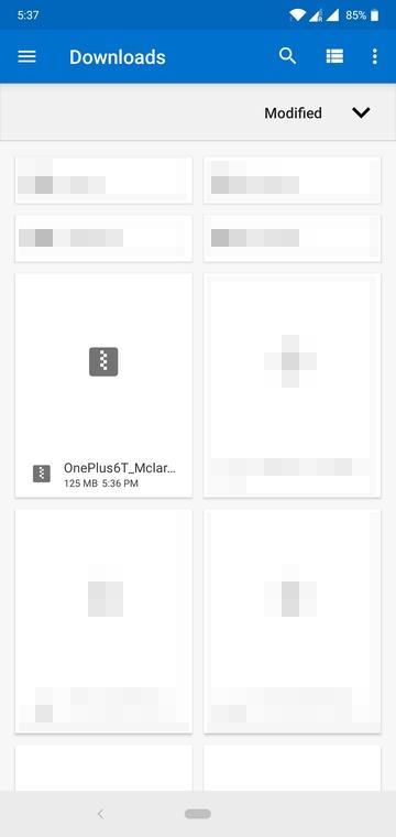 Turn OnePlus 6-6T into OnePlus 6T McLaren Edition