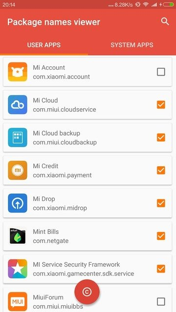 Find Out APK Package Name Android Apps