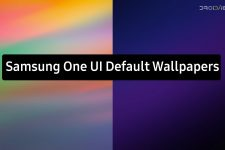 Samsung One UI wallpapers