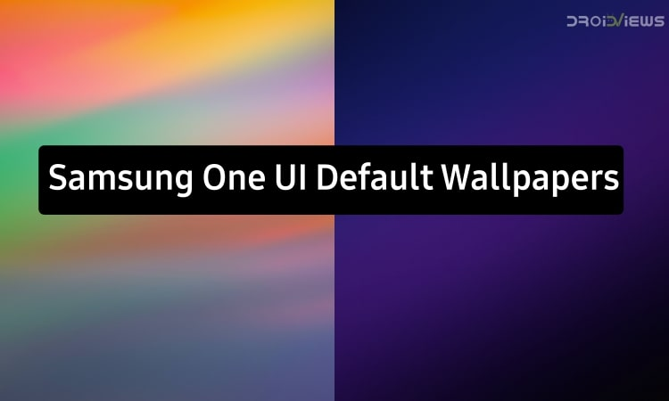 Download Samsung One Ui Default Wallpapers Droidviews