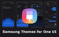 Samsung Themes APK for One UI Beta