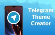 Telegram Theme Creator