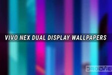 Vivo NEX Dual Display Edition Wallpapers
