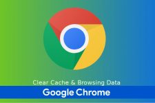 Clear Browser Cache and Data in Chrome