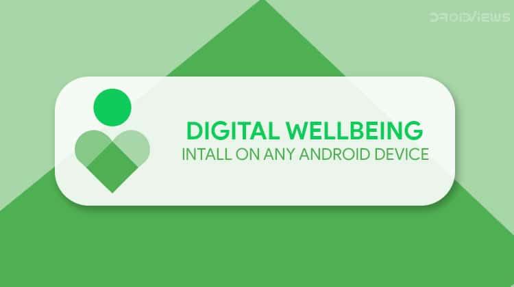 Google Pixel 3 Digital Wellbeing