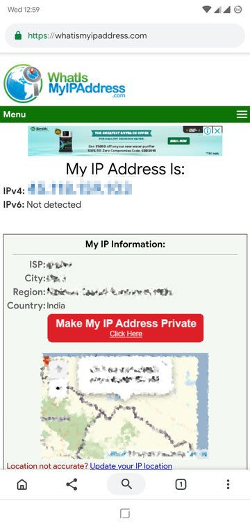 How to Find Your IP Address on Android