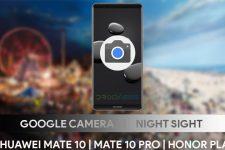 Night Sight Camera APK for Honor Play