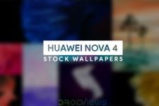Download Huawei Nova 4 Stock Wallpapers