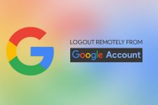 log out of Android devices remotely