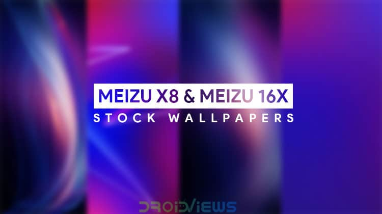 Download Meizu 16X and Meizu X8 Wallpapers | DroidViews