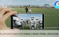 Google Playground AR Stickers