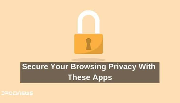 Secure Privacy Web Browsers