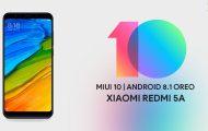 MIUI 10 on Redmi 5A