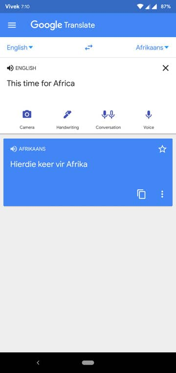 10 Google Translate Tips & Tricks