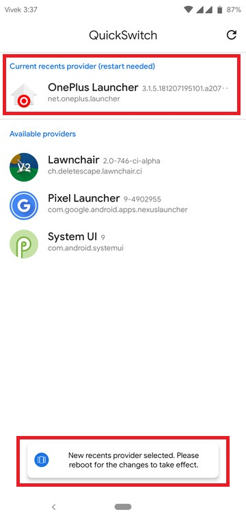 Download OnePlus Launcher Port for Any Rooted Android | DroidViews