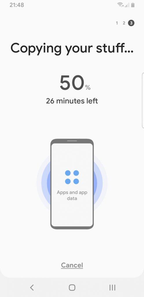 Smart Switch - Samsung Backup Tool