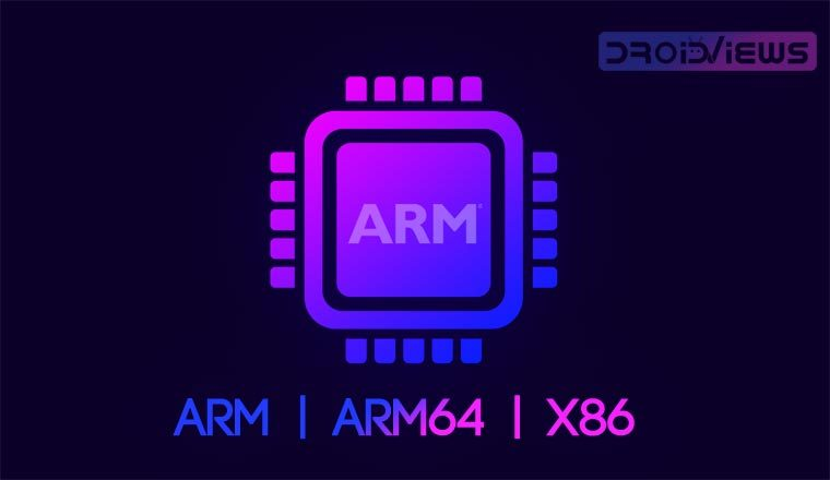 arm arm64 x86 difference
