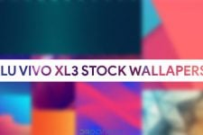 BLU Vivo XL3 Stock Wallpapers