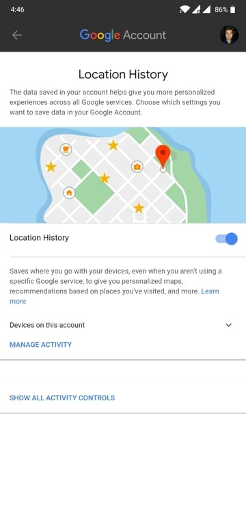 Track Lost Android Devices