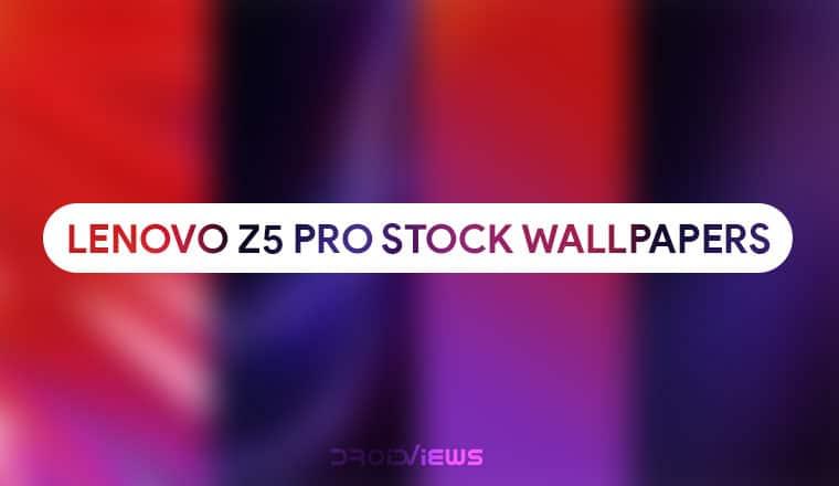 Lenovo Z5 Pro wallpapers