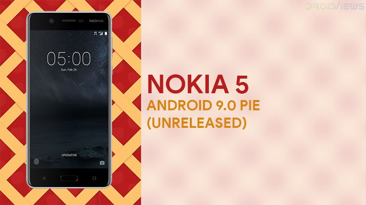 Download & Install Leaked Android 9.0 Pie Update On Nokia 5.1