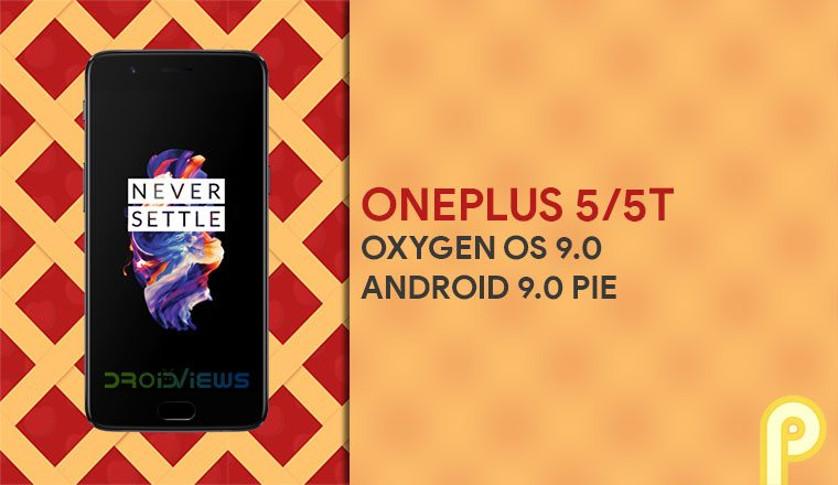 Android Pie update for OnePlus 5 and 5T