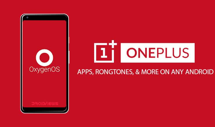 OxygenOS Apps and Media