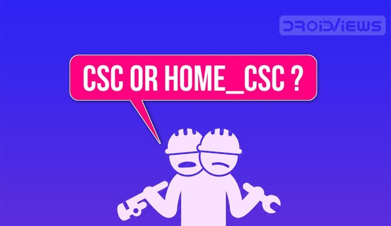 CSC or HOME CSC? - Flashing Samsung Firmware via Odin