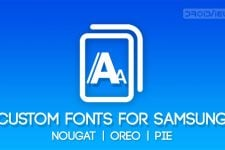 Enjoy 300 Fonts on Samsung Galaxy Devices without Root | DroidViews
