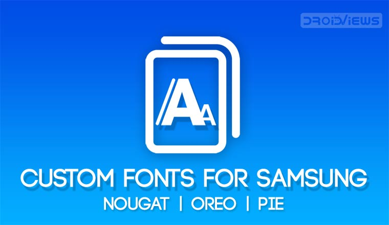 Get Custom Samsung Fonts with Samsung Wings Fonts 3 APK (Oreo/Pie)