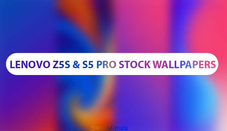 Lenovo S5 Pro Stock Wallpapers