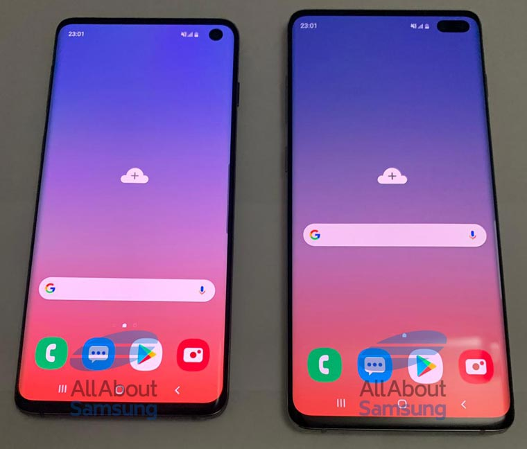 galaxy s10 leaked wallpaper