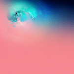 Samsung Galaxy S10 white wallpaper