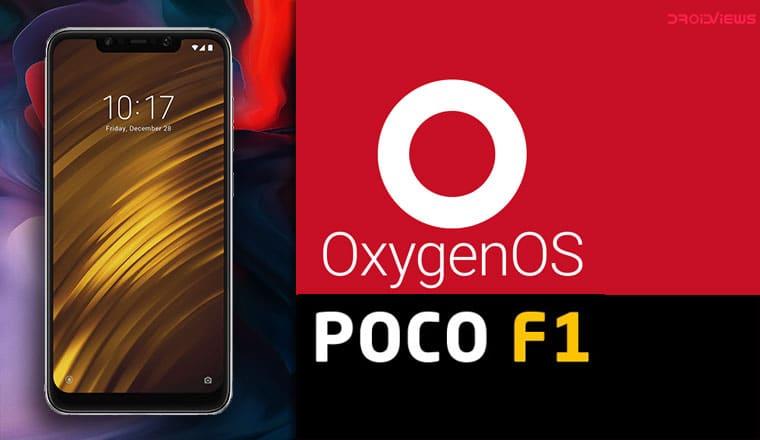 Install OnePlus 6/6T's OxygenOS 9 0 on Poco F1 | DroidViews