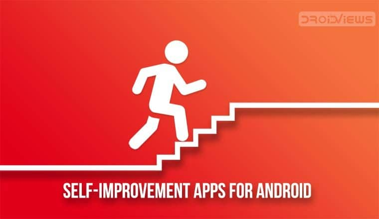 self-improvement apps for Android