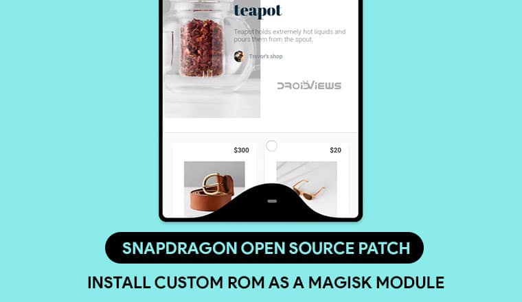 SOSP Custom ROM as Magisk Module