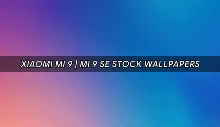Xiaomi Mi 9 Wallpapers