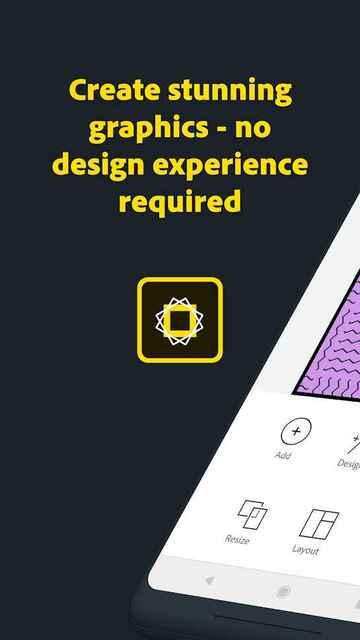 Adobe Apps - Spark Post