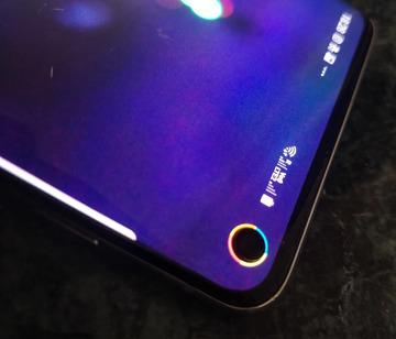 Galaxy S10 Camera Hole