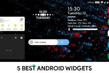 5 Best Android Widgets For Your Home Screen